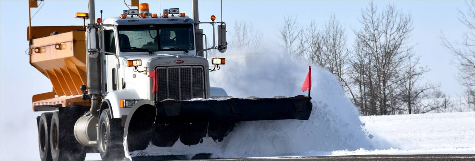 TITAN GPS TO MONITOR ALBERTA'S SNOW PLOWING OPERATIONS