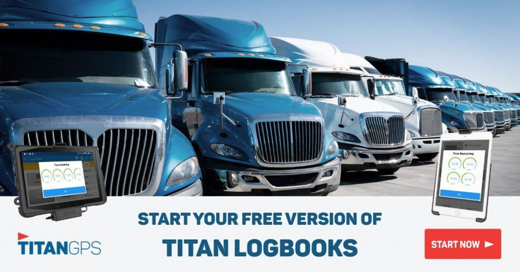 Register for Titan Logbook