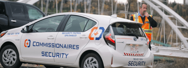 Security company vehicle, fleet tracking solution